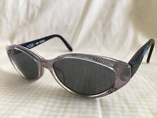 Ohi Toshio OH-004 GY Rare Designer RX Sunglasses 55 17 140 Made in Japan