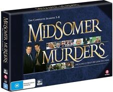 Midsomer Murders : Season 5-8 (DVD, 2017, 14-Disc Set)