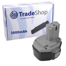 2x Batterie 14,4v 3000mah ni-mh pour Makita 8280 DWAE 8281 DWAE 8281dwe 8433 DWAE