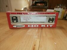 VARNEY HO SCALE KIT-REFRIGERATOR CAR-NATIONAL BREWING COMPANY