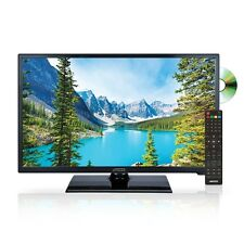 Axess Tvd1805-24 23.8″ High-Definition Led Tv with Dvd Player Brand New