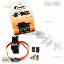 3 Pcs Corona CS-929MG Metal Gear Analog Servo for Trex T-Rex Helicopter 250 450