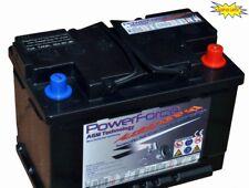 batteria agm hpe75-12sd powerforce 80Ah - 500A di spunto