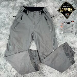 BURTON Expedition GORE-TEX Kinetic Series Insulated Gray Snowboarding Pants M