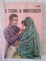 Il tesoro di Montecristo - Alexandre Dumas - Ed. Capitol - 1977
