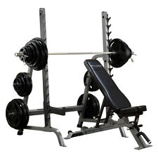 Body-Solid SDIB370 Bench and Rack Combo NEW!