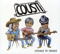 Cousti - Strings to Tracks [New CD] UK - Import