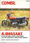 1973-1981 Kawasaki KZ900 KZ1000 Z KZ 900 1000 Z1 Z1R Police CLYMER REPAIR MANUAL