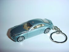 NEW 3D CADILLAC 2014 ELMIRAJ CUSTOM KEYCHAIN keyring key blue finish CLASS ACT!