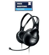 Philips SHM1900/93 Over-Ear PC Laptops Headset Headphone MIC Gaming/VoIP/Skype