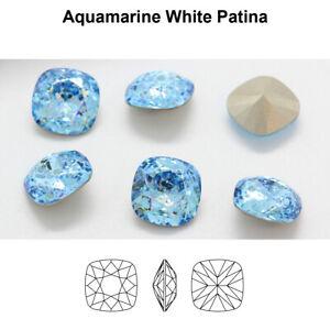 Genuine SWAROVSKI 4470 Square Fancy Stones Crystals * Many Colors & Sizes