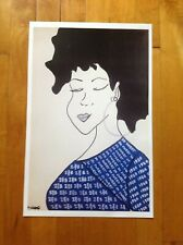 Zeta Phi Beta Sisterhood Sorority Poster  Print 11 X 17
