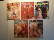 (5) 1998 Barbie Bazaar Magazines February, April, June, October & Dec. Good Cond