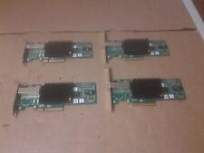 HP 489192-001 HP 81E 8GB PCIe SINGLE PORT HBA ###LOT OF 4###