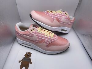 Nike Air Max 1 Strawberry Lemonade Size 10M In Hand/New With Box 🍓🍋