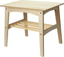 Beistelltisch Holztisch 60x49x40cm
