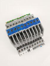 10x Phoenix Contact PIK 4-PE/L/NT Installationsschutzleiterklemme Reihenklemmen