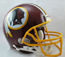 WASHINGTON REDSKINS NFL Riddell Pro Line AUTHENTIC VSR-4 Football Helmet