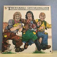 WURZELS Give Me England! 1977 UK  vinyl LP EXCELLENT CONDITION  A