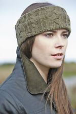 NEW Toggi Ladies Tamsyn Cable Knit Knitted Headband Earwarmer - FREE P&P