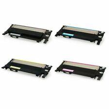 4 Toner compatibili per Samsung Xpress Sl-c480w Sl-c480fw Sl-c430w 404s