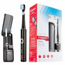 Colgate Adult Brushes Black Electric Toothbrushes