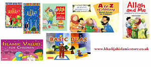 Children Islamic Books-Muslim Islamic Kids Gift Stories