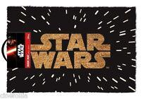 Zerbino Star Wars logo hyperspace Door Mat 40x60cm ufficiale Pyramid
