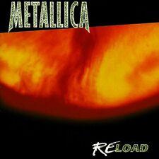 Metallica Reload 33 RPM 180g 2LP Vinyl Gatefold Cover