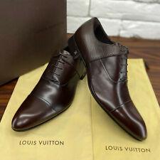 Authentic Louis Vuitton Dress Formal Brown Epi Leather 7 LV fits 8 US 41 EUR