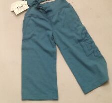 D&g Track Bottoms turquoise 2 ANS £ 39 Maintenant £ 10