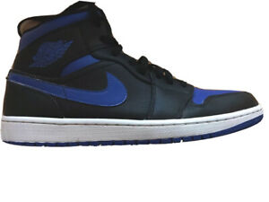 Nike Jordan 1 Mid Royal Größe 45