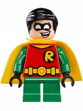 BN Genuine Lego Robin minifigure DC comics superheroes fast mini figure 76062