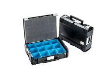 DynaCase THL Sortimentskoffer inkl. blaue Kunststoffboxen