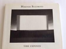 HIROSHI SUGIMOTO TIME EXPOSED HARDCOVER 1995