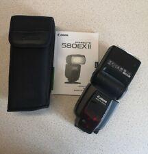 Canon Speedlite 580EX II Flash Perfecto Estado
