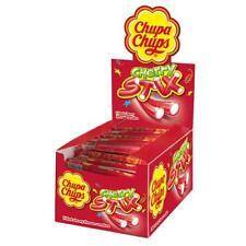 Cherry Stix Chupa Chups 1500g box Fruit Flavoured Stick Sweet Candy ONLY £12.99