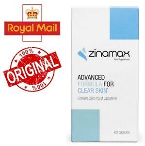 ZINAMAX - Acne Skin Support -  antibacterial, antiviral, antifungal...!!!