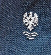 Barclays Bank vintage company tie Eagle logo 1960s 1970s finance corporate