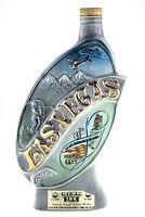 Las Vegas James Beam Distilling Co C Miller 1969 Whiskey Liquor Bottle M560