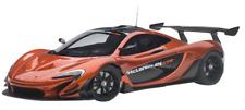NEW AUTOart 1/18 McLaren P1 GTR Orange Japan import