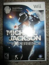 Michael Jackson The Experience (Nintendo Wii) Complete NO GLOVE