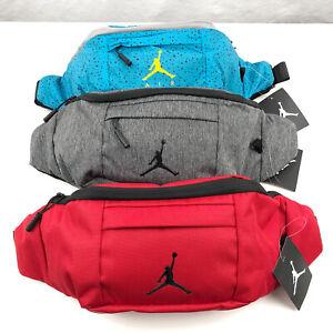 Nike Air Jordan Jumpman Crossbody Bag Jordan Fanny Pack Waist Bag