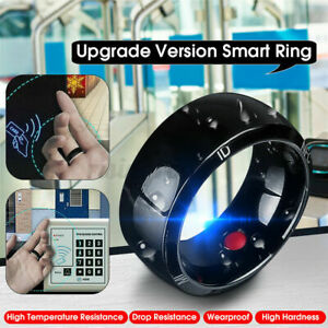 Smart Wearable Ring Waterproof Magic Technology For IOS Android Phone Kit NFC