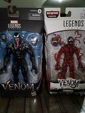 Marvel legends venom And Carnage
