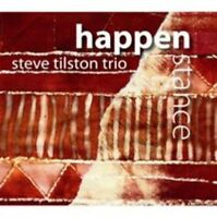 Happenstance, Steve Tilston Trio, Audio CD, New, FREE & Fast Delivery