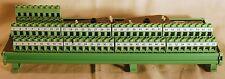 Siemens Moore APACS+ SAM Marshalled Termination MTA  16169-1