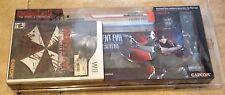 Resident Evil Umbrella Chronicles Magnum Game Gun Knife Bundle Nintendo Wii NEW