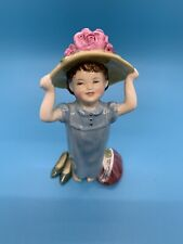 Royal Doulton Figurine Make Believe Hn2225 Bone China Copr 1961. Excellent