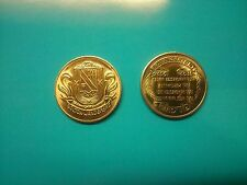 VINTAGE BOLTON WANDERERS CENTENARY  MEDAL/COIN - FA CUP 1872-1972